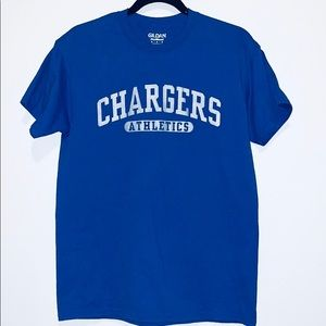 🎈3 FOR $25- Gildan- CHARGERS - T Shirt- Size M